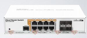 MikroTik CRS112-8P-4S