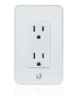 Ubiquiti mFi In-Wall Outlet White