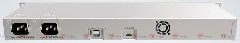 MikroTik RB1100AHx4 Dude edition