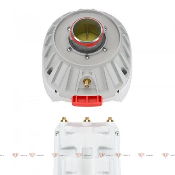 RF elements TwistPort Adaptor for Rocket 5AC Prism