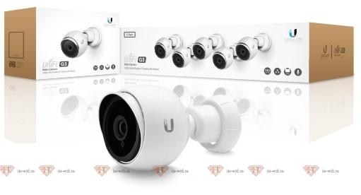 Ubiquiti UniFi Video Camera G3 (5-pack)