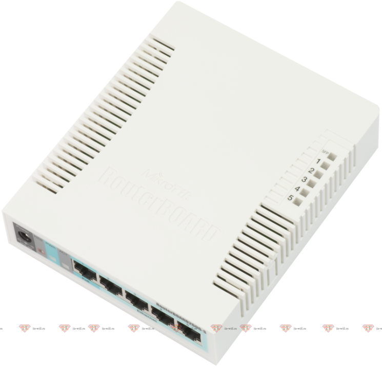 MikroTik RB260GS