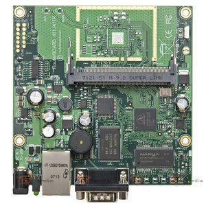 MikroTik RB411AH