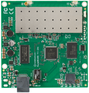 MikroTik RB711-2Hn