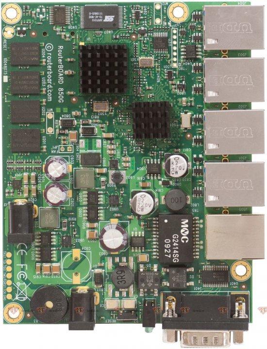 MikroTik RB850Gx2