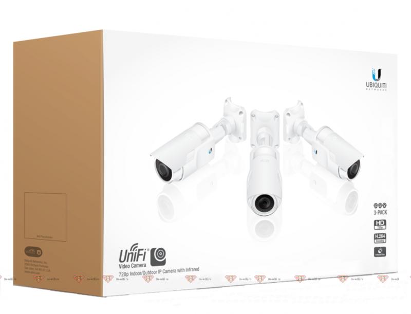 Ubiquiti UniFi Video Camera (3-pack)