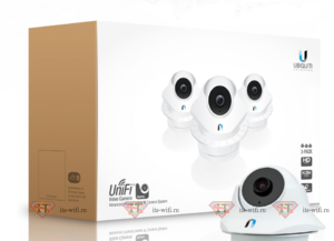 Ubiquiti UniFi Video Camera Dome (3-pack)