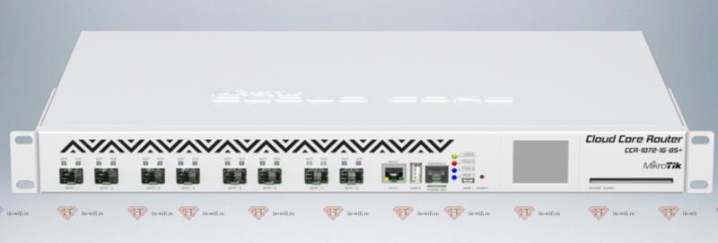 MikroTik CCR1072-1G-8S+