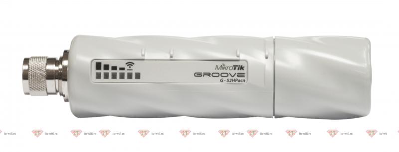 MikroTik Groove 52 ac