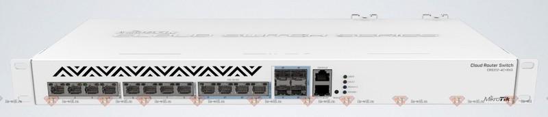 MikroTik CRS312-4C+8XG