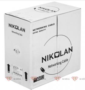 Nikomax Nikolan 4600B-BK