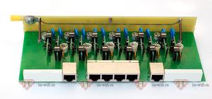 Info-Sys РГ4PoE-6LSA