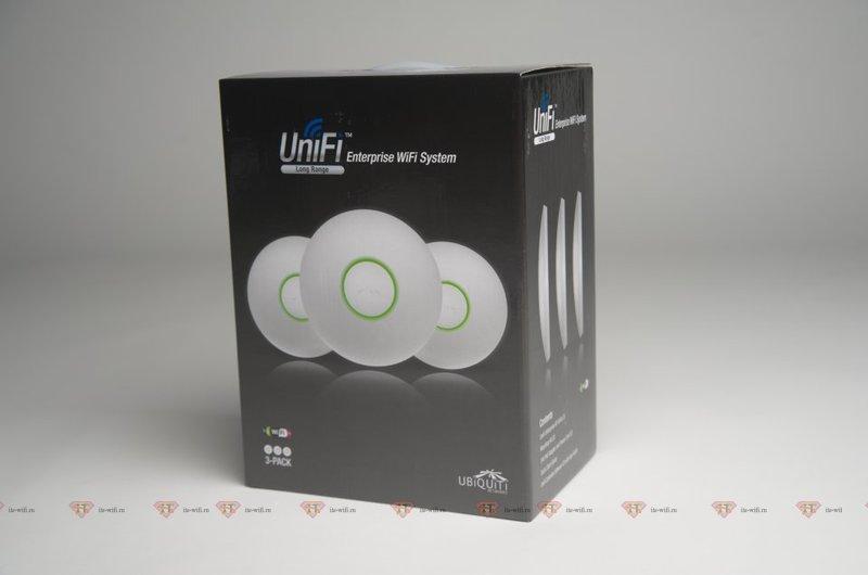 Ubiquiti UniFi AP Long Range (3-pack)