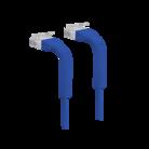 Ubiquiti UniFi Ethernet Patch Cable Blue 0.3м