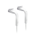 Ubiquiti UniFi Ethernet Patch Cable White 0.3м