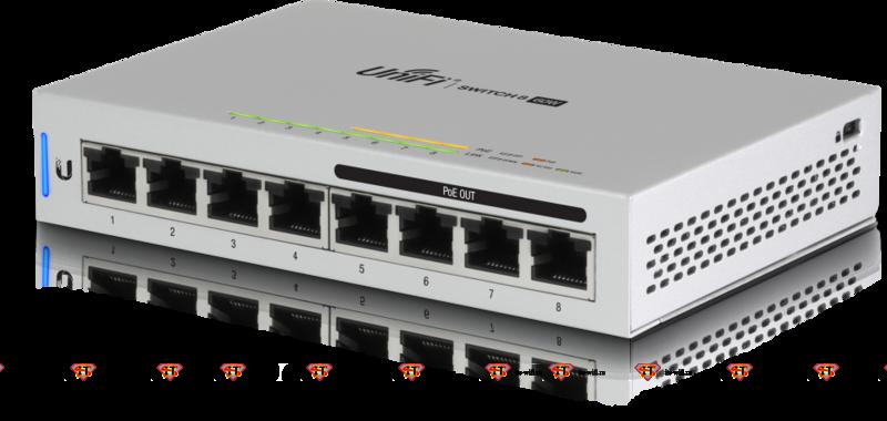 Ubiquiti UniFi Switch 8-60W (5-pack)