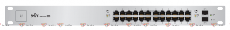 Ubiquiti UniFi Switch 24-500W