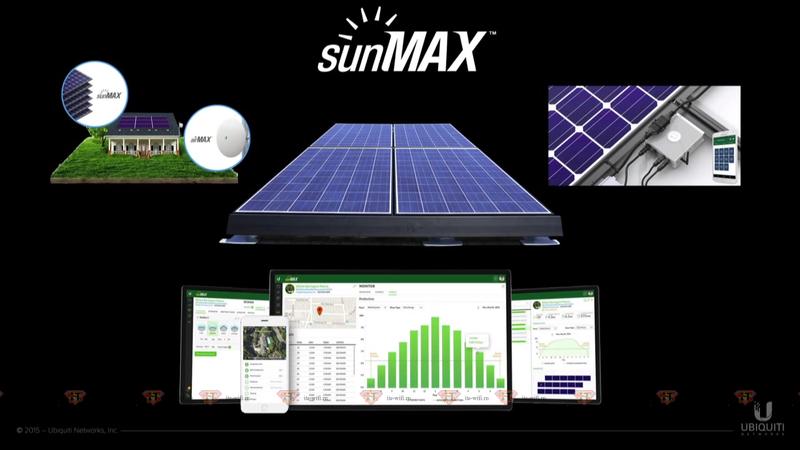Ubiquiti sunMAX Microinverter
